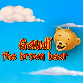 Gaudi the brown bear